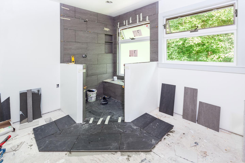 Fliesen für Badezimmer - Heilbronner Bauelemente